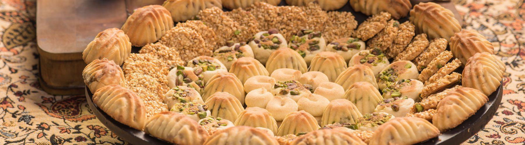 baklawa sweets dubai